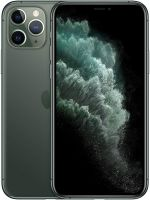 Apple iPhone 11 Pro Max (64GB) - Midnight Green- (Unlocked) Excellent