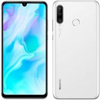 Huawei P30 Lite (White 128GB) - Unlocked - Excellent