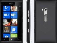 Nokia Lumia 900 (Black,16GB) - (Unlocked) Excellent Condition