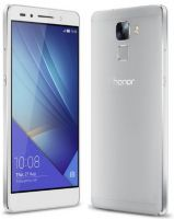 Huawei Honor 7 (Silver, 16GB) - Unlocked -Good