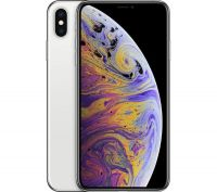 APPLE iPhone Xs Max - 64 GB, Silver - (Unlocked) Excellent
