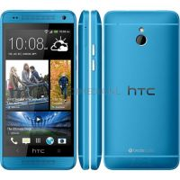HTC One Mini (Blue, 16GB) - Unlocked - Excellent