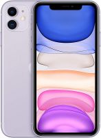 Apple iPhone 11 (64GB) - Purple- (Unlocked) Excellent