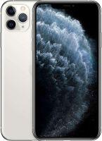 Apple iPhone 11 Pro Max (64GB) - Silver- (Unlocked) Pristine