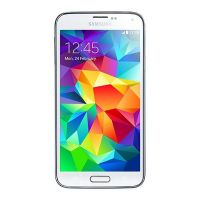 Samsung Galaxy S5 G900F (Shimmery White, 16GB) - (Unlocked) Pristine