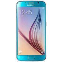 Samsung Galaxy S6 G920 (Blue Topaz, 32GB) (Unlocked) Good