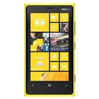 Nokia Lumia 920 (Yellow, 32GB) - (Unlocked) Pristine